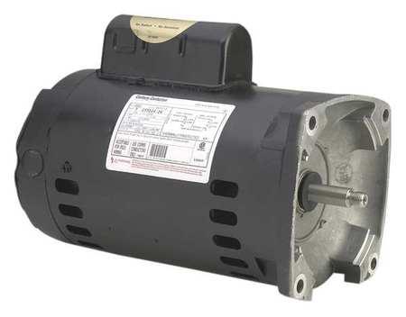 Century pool pump motor 2 hp 3450 rpm 230vac b855 for 2 hp pool pump motor