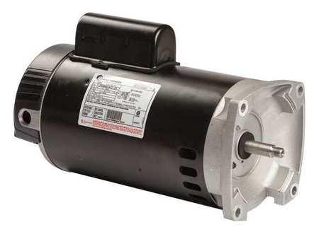 Century pool pump motor 2 hp 3450 rpm 115 230v b2859 for 2 hp pool motor