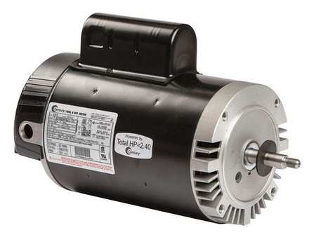 Century pool motor 2 1 4 hp 3450 1725 rpm 230v b2979 for 1 2 hp pool motor