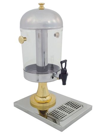 Juice Dispenser Ice Cylinders