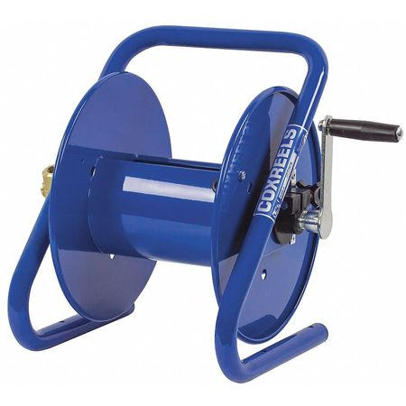 Motor-Driven and Hand-Crank Hose Reels