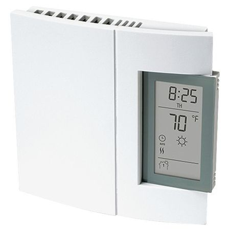 Buy Low Voltage Thermostats - Free Shipping over $50 | Zoro.com Dtic Air Conditioner Thermostat Wiring Diagram on