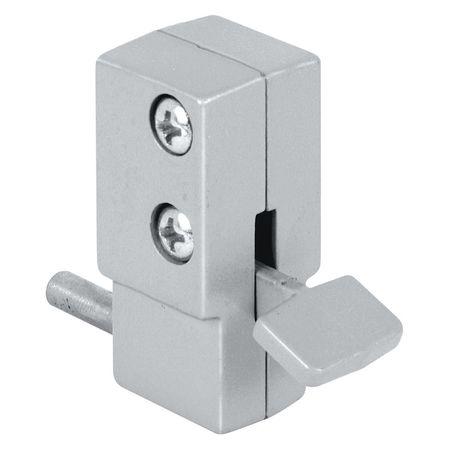 Primeline Sliding Patio Door Lock Gray Aluminum Mp4325 Zoro