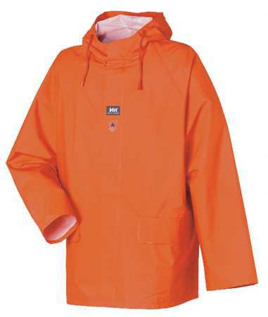 Flame-Retardant Hooded Jackets