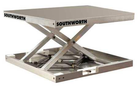Southworth Scissor Lift Table 300 Lb 23 In L Lsj03 13