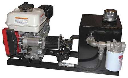 hydraulic power pack design calculations pdf