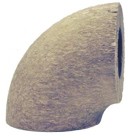 Iig 4 1 2 mineral wool elbow pipe fitting insulation 2 3 mineral wool insulation