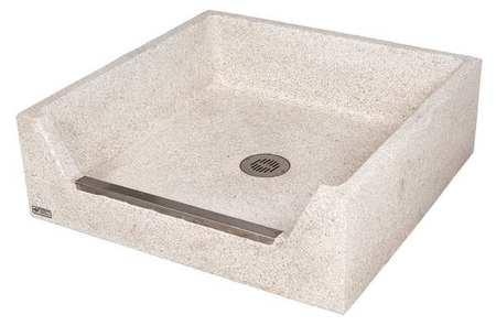 mop sink palomino tan bowl size 32 x 32 x 4d