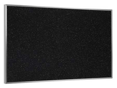 "Rubber Bulletin Board 36""H x 48""W"