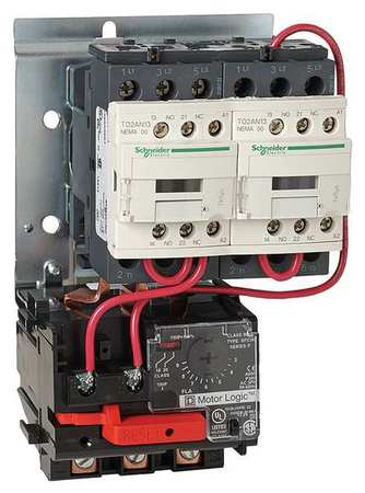 Schneider Electric NEMA Motor Starter, HP @ 3 Phase-575V - 5 ...
