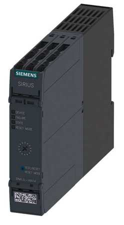 Siemens compact magnetic motor starter 3p 2a for Siemens magnetic motor starter