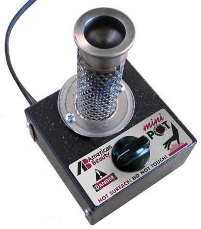 American Beauty Solder Pot Electric 135w Mp 9 Zoro Com