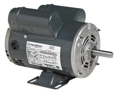 Capacitor Start/Run Air Compressor Motors