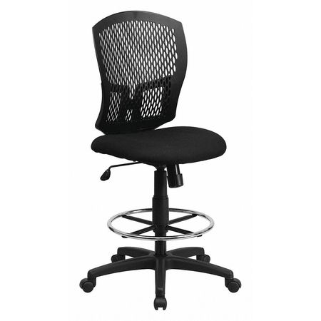 Etonnant Designer Draft Chair, Black