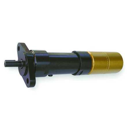 Air Gearmotor, 0.31 HP, 18 cfm, 85 rpm