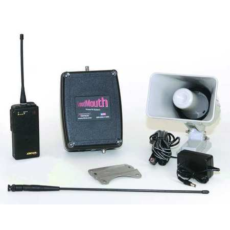 Wireless PA Speaker System, VHF