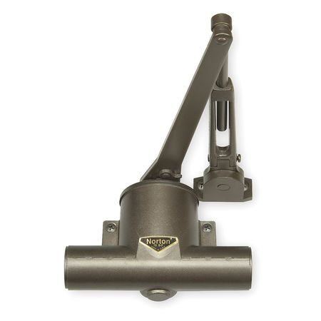 Hydraulic Door Closer, Left Handed, Bronze