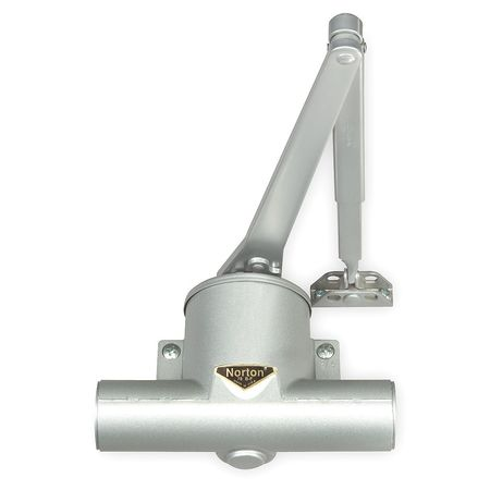 Hydraulic Door Closer, Left Handed, Alum