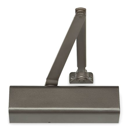 Hydraulic Door Closer, Non Handed, Bronze