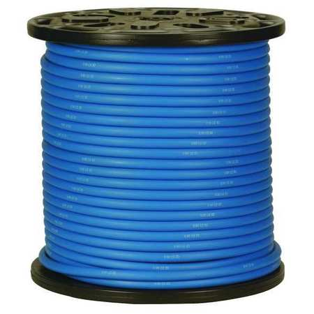 "3/8"" ID x 500 ft PVC Bulk Air Hose 300 PSI BL"