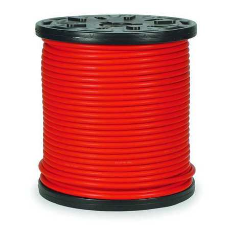 "1/4"" ID x 500 ft PVC Bulk Air Hose 300 PSI RD"