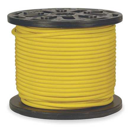 "1/4"" ID x 500 ft PVC Bulk Air Hose 300 PSI YL"