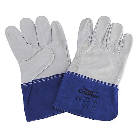 Welding Gloves, TIG Welding, 12In., M, PR