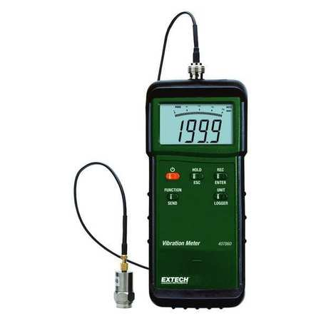 Heavy-Duty Vibration Meters