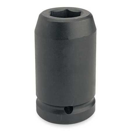 Impact Socket, 1 In Dr, 2-3/8 In, 6 pt