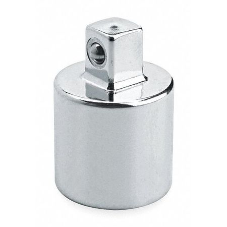 "Socket Adapter, 3/8"" Female Sq, 1/4"" Squar"