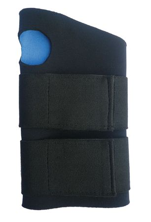 Wrist Support, S, Ambidextrous, Black