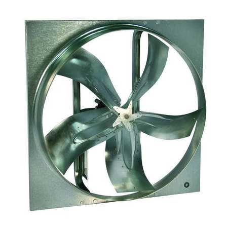 Med Duty Fan, 6039 cfm, 208-230/460V