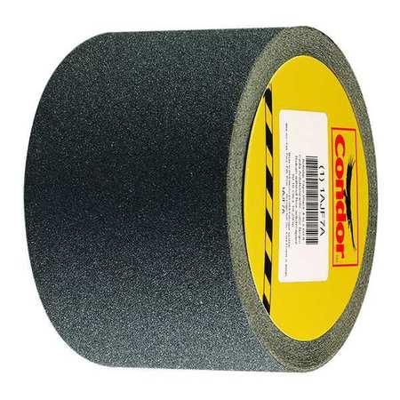 Anti-Slip Tape, Flat Black, 4 in x 60 ft.