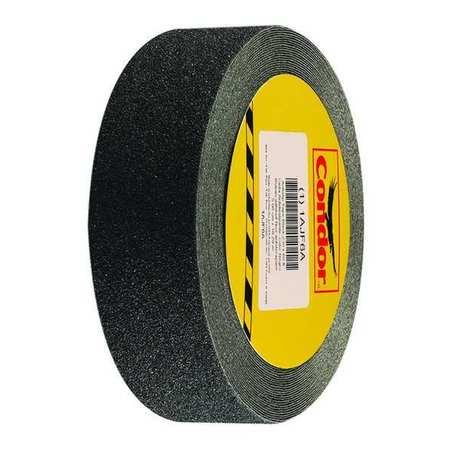 Anti-Slip Tape, Flat Black, 2 in x 60 ft.