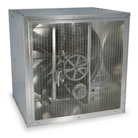 Cabinet Supply Fan, 36 In, 208-230/460 V