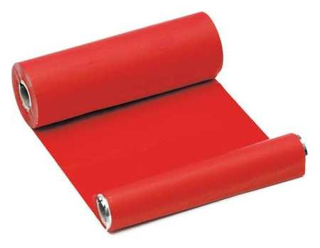 Ribbon Cartridge, 290 ft. L, Red, PK2