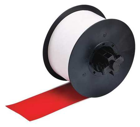 Tape, Red, 110 ft. L, 2-1/4 In. W