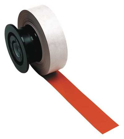 Tape, Orange, 110 ft. L, 1-1/8 In. W