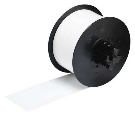 Tape, White, 110 ft. L, 2-1/4 In. W