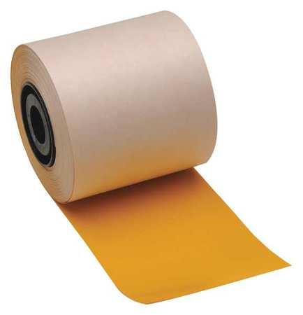 Label Tape Cartridge, Ylw, 100ft  L, 4In W