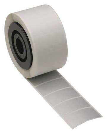 Tamper Evident Label, Silver, Polyester