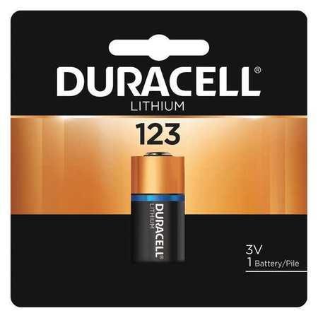 Battery, 123, Lithium, 3V