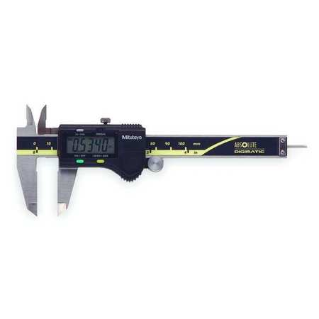 Absolute Digital Caliper, 0 to 4 In