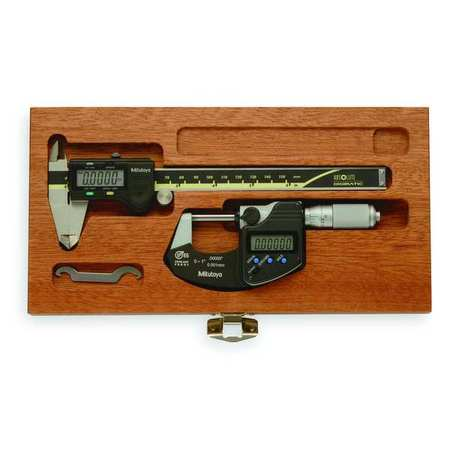 Precision Measuring Kit, Digital, Friction