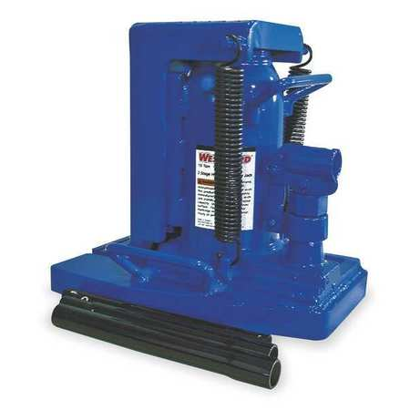 Hydraulic Toe Jack, 10 Tons
