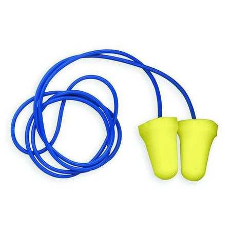 Ear Plugs, 28dB, Corded, Sml, PK200