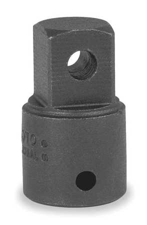 Impact Socket Adapter, 1/2In x 3/4In