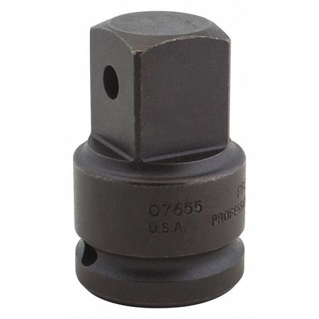 Impact Socket Adapter, 3/4In x 1In
