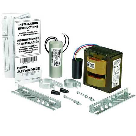 PHILIPS ADVANCE 100 W,  1 Lamp HID Ballast Kit