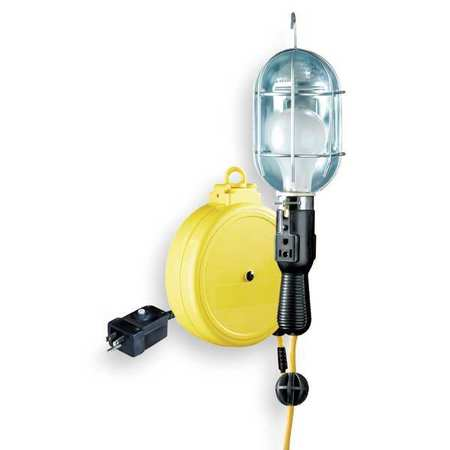 Automatic Retracting Hand Lamp Cord Reels